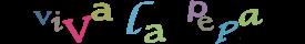 Logo Viva La Pepa